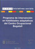Intervention Program in adaptive skills at Occupational Center Bogatell